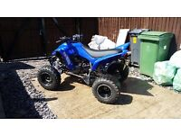 Road Legal Yamaha Raptor 350 Quad 2008