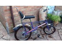 RALEIGH CHOPPER MK2 ultra violet 1973