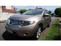 LHD LEFT HAND DRIVE ,NISSAN MURANO, PETROl, AUTOMATIC, 3.5L , 2010