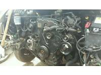 Ford transit 2.4 duratorq full engine