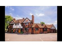 Waiting Staff Required (full time / part time)