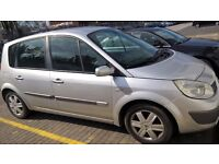 Good condition Renault megane scenic on sale for 950.00