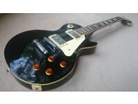 Tokai Traditional Series UALS48 BB Love Rock/Les Paul (2008) electric guitar (swap??)
