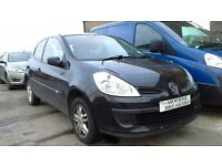 FOR BREAKING 2008 RENAULT CLIO