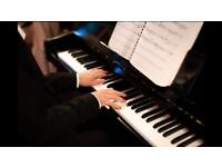 Pianist/Vocalist required for Piano lounge