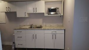 2 BEDROOM - ALL INCLUSIVE BASEMENT UNIT All High End!