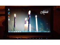 Advent Verona laptop, 1.2GHz Dual Core Processor, 4GB of Ram, 250GB HD