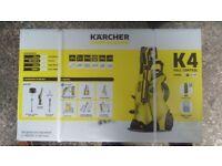 Brand New Pressure Washer - Karcher K4 Full Control (£176 Retail Price)