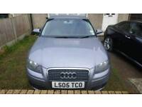 Audi a3 1.9tdi starts and drives, very cheap to drive and insure.