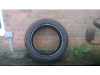 Tire 215/50 R17 - good condition