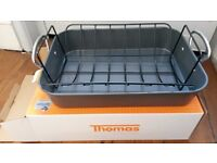 Roasting tray new in box FREE DELIVERY