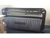 Summa S Class 2 S160 D-Series Cutter
