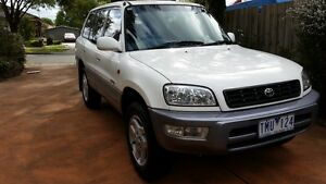 2000 Toyota RAV4 Wagon Wantirna South Knox Area Preview