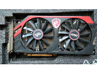 MSI GeForce GTX 760 2GB TwinFrozr OC