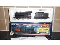 Bachmann 31-850 J39 LNER lined black 0-6-0 Number 1974 Locomotive and tender VGC