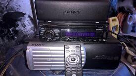sony ca670 xplod plus 10 cd changer