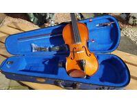 New condition violin