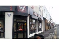 Chipshop / Takeaway / Restaurant business for sale Birmingham Highgate