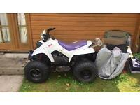 Aeon 100cc quad bike