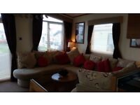 Stunning luxury caravan for rent Trecco Bay