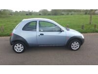 2005 Ford KA– LOW MILEAGE CAR with 12 MONTHS MOT