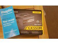 Corsair CX550M Modular ATX PSU Power supply