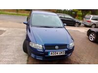 2004 Fiat stillo 1.4 petrol low. mill