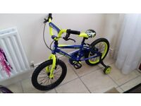 2 Kids bikes Raleigh - £20 each 1 girl + 1 boy