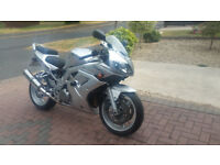 Suzuki Sv1000s k3 Low Mileage