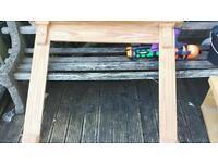 Mantle, TV cabinet, Side table