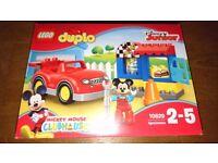 Lego Duplo mickeys workshop 10829 BNISB