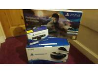 Psvr headset camera and aim controller