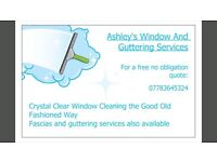 All window cleaning services are available with plastics, sills and doors included as standard