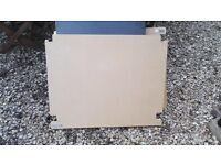 2 x 20mm MDF boards
