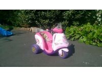 Little Princess rechargeable electric scooter
