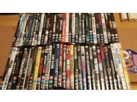 DVD BUNDLE ( 70 DVDS )