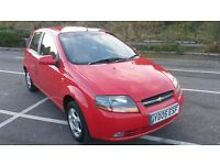 Chevrolet Kalos 1.4 SX only done 33,000 miles