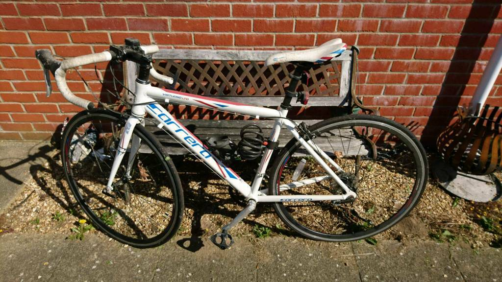 Stolen carrera virtuoso olympic limited edition road bike 2012.