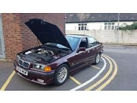 1998 BMW 318is Saloon 74K FUTURE CLASSIC e36