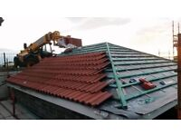 Roofing services, all roof and gutter repairs available at your needs