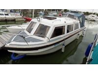 VIKING 23FT, CANAL/RIVER CRUISER, LIVE ABOARD.