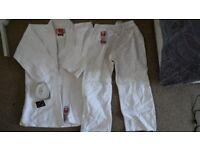 Childs Knockout Sports Judo/Karate Kit