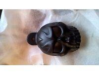 Harley Davidson Skull Horn Cover