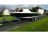 18ft Boat for sale.