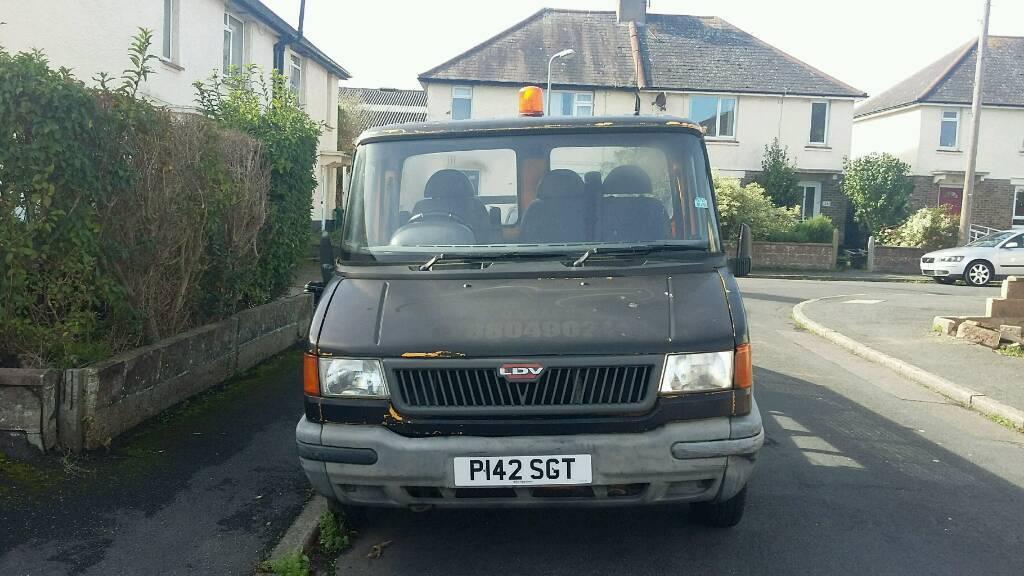 LDV CONVOY vehicle transporter