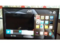"JVC LT-24C660 Smart 24"" LED TV"