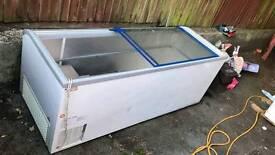 Working freezer