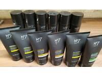 No7 for men shaving gel and face wash