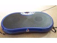 Gym Master Super Ultra Thin Vibration Plate