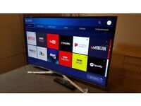 BRAND NEW BOXED SAMSUNG 40-inch SUPER Smart 4K HDR UHD LED TV-40MU6100,built in Wifi,Freeview HD